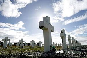 Cementerio de Darwin