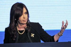 Cristina habilitará un nuevo tramo de la ruta nacional 23 en Río Negro
