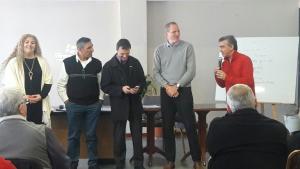 """Morales destacó el desarrollo de las jornadas sobre """"Buenas prácticas en la elaboración de normas"""""""