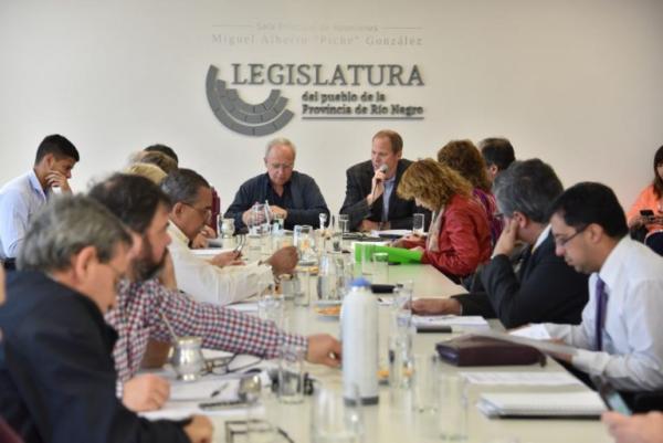 Planificación debatió el proyecto para licitar el Agente Financiero Provincial